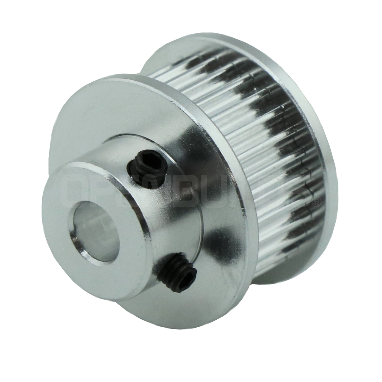 Gt2 2m Timing Pulley 30 Tooth Openbuilds Part Store Mini Pitch Belts