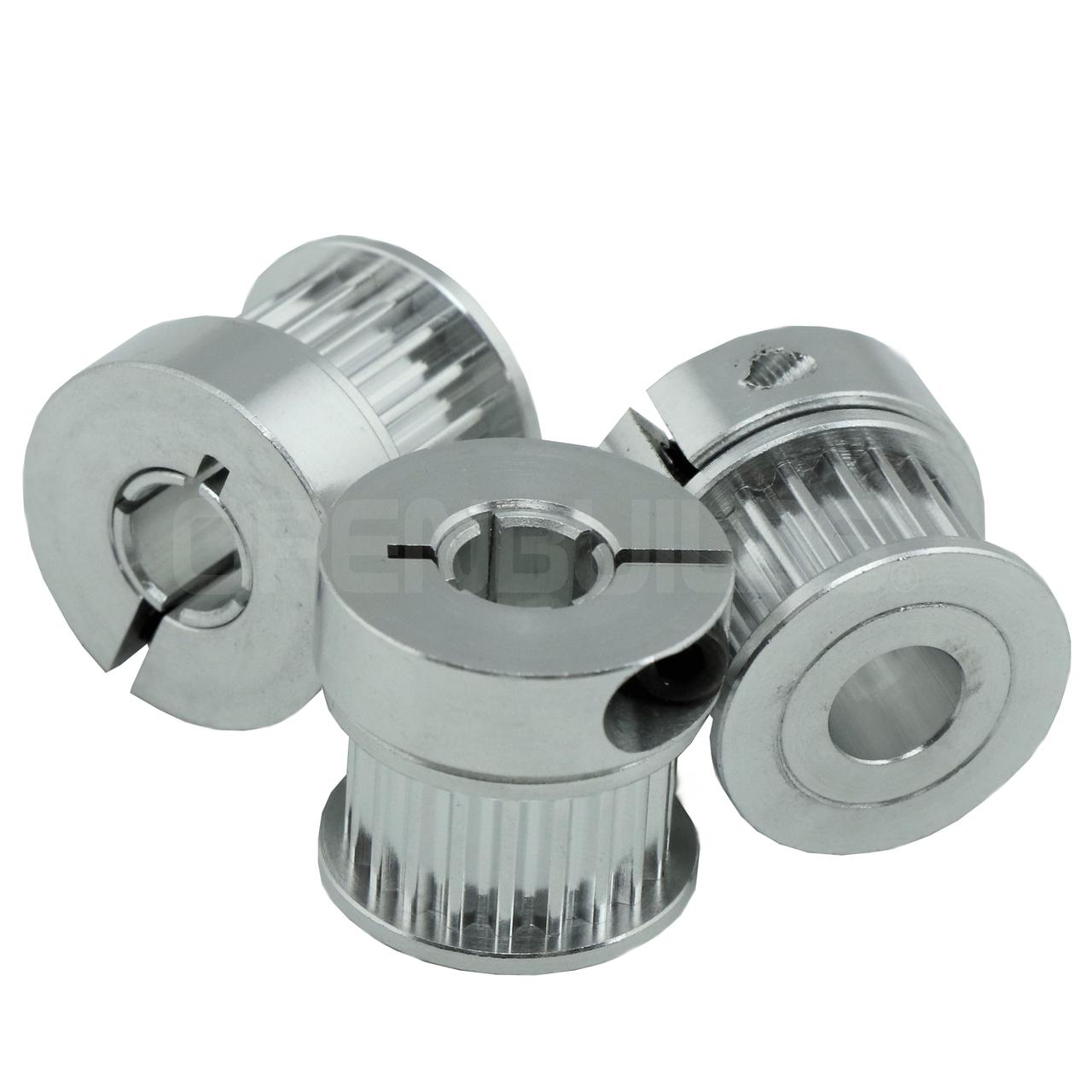 Chrom Jojo Metal 30mm mit Schlüsselring und Gürtelclip