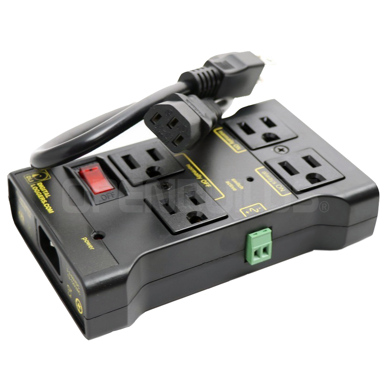 IOT Switching Relay Power Strip