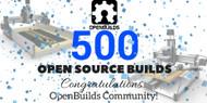 OpenBuilds Reaches Milestone
