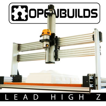 High Z Mod for Lead 1010 CNC