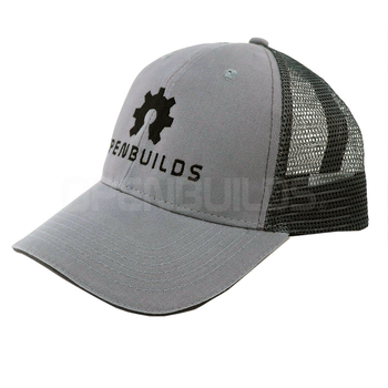 OpenBuilds Premium Graphite Cap