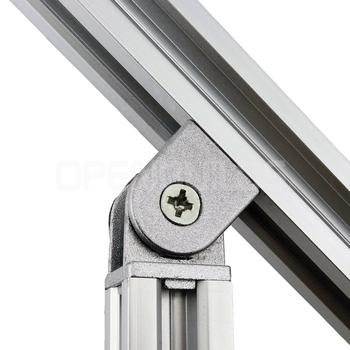 Adjustable V-Slot  Hinge