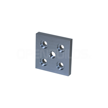 V-Slot 40x40 Center Threaded Foot Plate