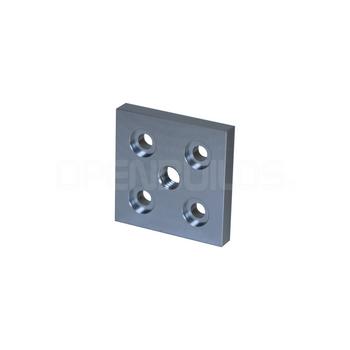 V-Slot 40x40 Center Threaded Foot Plate