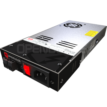 12V/29A Meanwell Power Supply Bundle