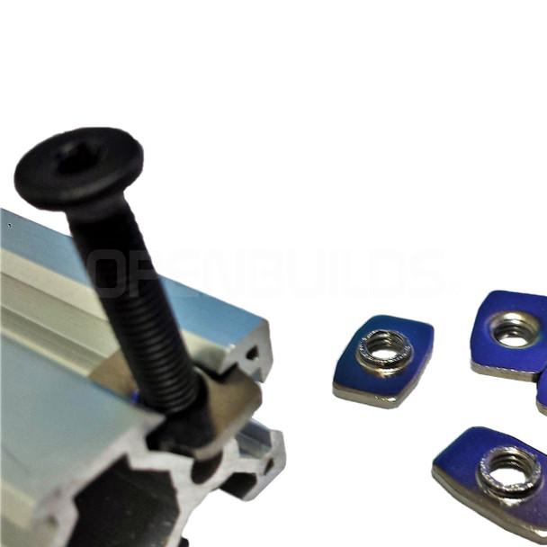 Low Profile Screws M5 (10 Pack)