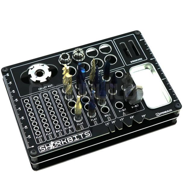 Wood Starter 3 Pc CNC Bit Kit V1