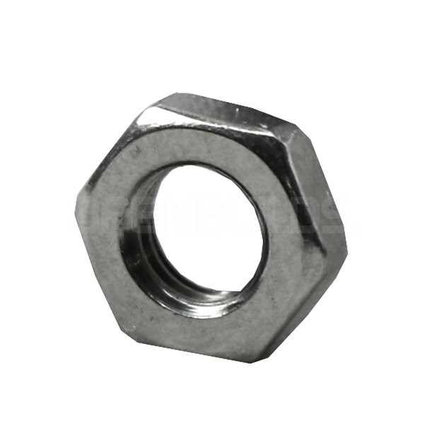 Thin Hex Nut - M5