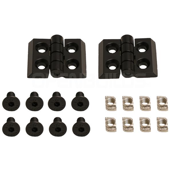 Metal Hinge Kit (2 Pack)
