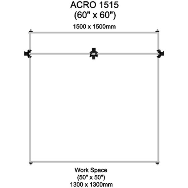 """OpenBuilds ACRO 1515 60"""" x 60"""""""