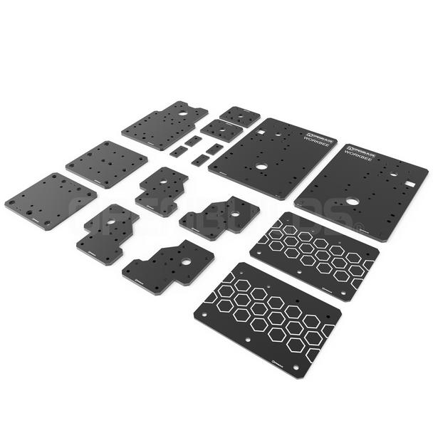 OpenBuilds WorkBee Plate Set