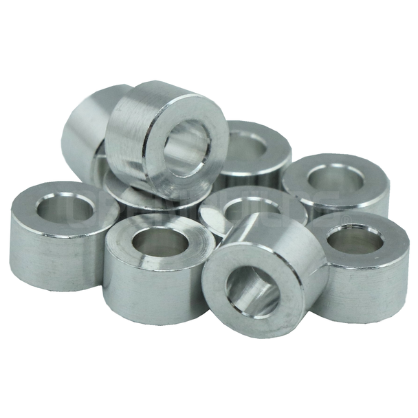 Aluminum Spacers (10 Pack)
