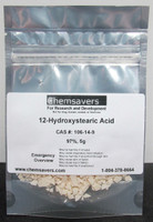 12-Hydroxystearic Acid, 97%, 5g