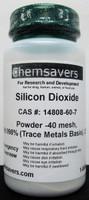 Silicon Dioxide, Powder -40 mesh, 99.998% (Trace Metals Basis), 25g