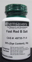 Fast Red B Salt, 50% (Dye Content), 30g