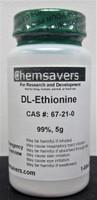 DL-Ethionine, 99%, 5g
