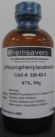 2-Fluorophenylacetonitrile, 97%, 50g