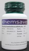 4-Dimethylaminobenzaldehyde, ACS, 98+%, 25g