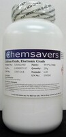Lithium Oxide, Electronic Grade, 99.97% (Trace Metals Basis), 250g