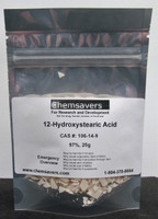 12-Hydroxystearic Acid, 97%, 25g