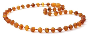 Unpolished, Amber, Wholesale, Cognac, Raw, Necklace, Baltic, Teething, Beaded, Baby
