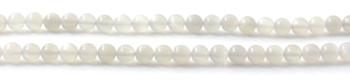 Moonstone 6 mm Semi Precious Beads 2