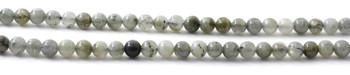 Labradorite Gemstone 6 mm Loose Beads 2