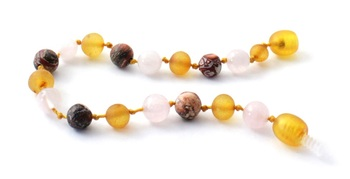 honey, raw, gemstone, anklet, amber, baltic, unpolished, leopardskin jasper, bracelet, green lace stone 2