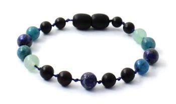 Bracelet, Apatite, Amber, Anklet, Baltic, Gemstone, Lapis Lazuli, Blue, Cherry, Green Aventurine