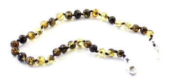 anklet, jewelry, jewellery, amber, green, sterling silver 925, adult, bulk, wholesale