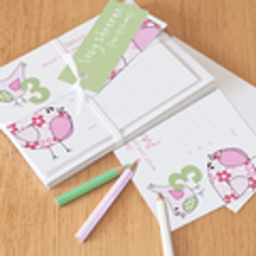 Lucy Sheeran (Little Ones Stationary)