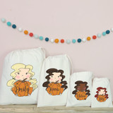 Personalised Halloween Party Bags