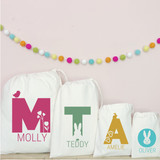 Personalised Easter Bags