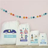 Personalised Party Bags - Various Designs