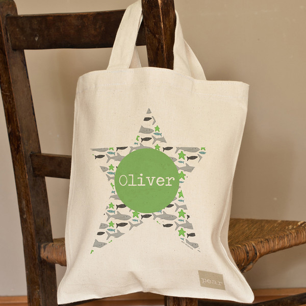 Personalised Boy's Gift Bag