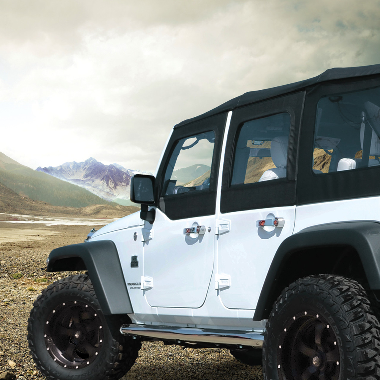 Jeep Leveling Kit >> Jeep Wrangler Jk 3 4 Leveling Kit