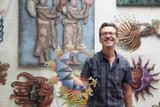 Alejandro de Esesarte Turned a Disability into an Artistic Dream