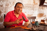 Johnny Jimenez Remembers To Add Love To His Craft