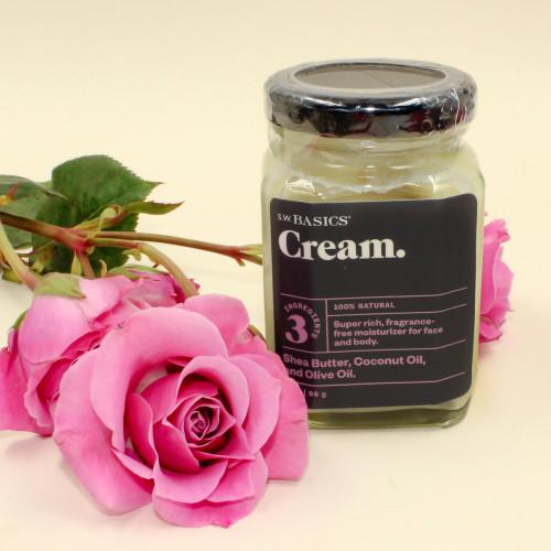 S.W. Basics Certified 100 Organic Moisturizing Cream 'S.W. Basics Cream'