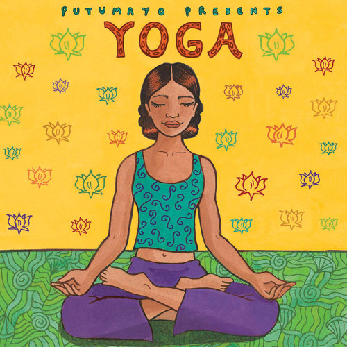 Putumayo Yoga Music CD 'Yoga'