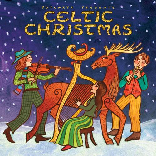 Putumayo Celtic Christmas Music CD 'Celtic Christmas'