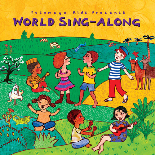 Putumayo World Sing Along CD 'World Sing Along'