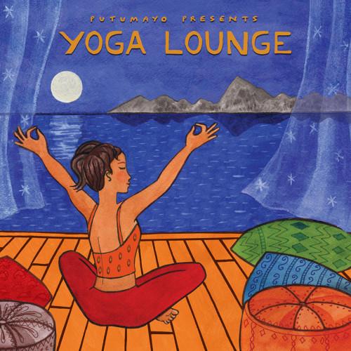 Putumayo World Music Yoga Lounge CD 'Yoga Lounge'