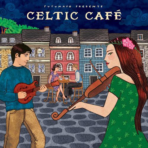 Putumayo Celtic Cafe Music CD 'Celtic Caf'