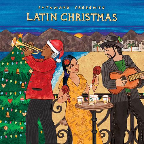 Putumayo Latin Christmas Music CD 'Latin Christmas'