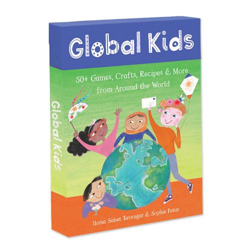 Putumayo Children's Global-Themed Activity Set 'Global Kids'