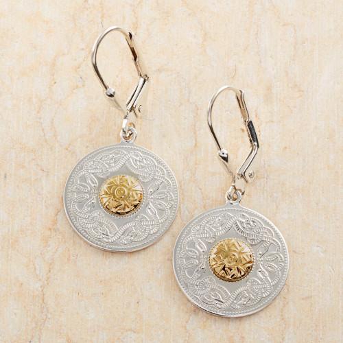 Celtic Chalice Earrings 'Celtic Chalice'
