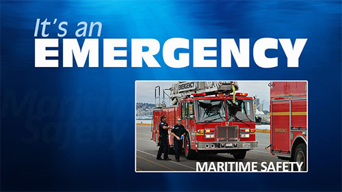 It's An Emergency: Maritime Safety