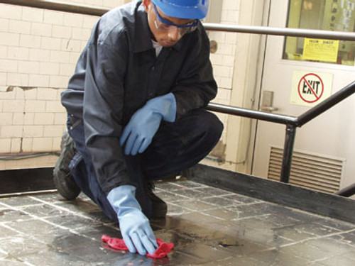 Walking & Working Surfaces: Watch Your Step
